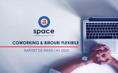 [Comunicat de Presă] aSpace Publică Cel Mai Comprehensiv Raport Local Despre Piața de Co-working din România